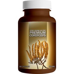 Dong Chung Ho Cho – Premium Cordyceps – Brown